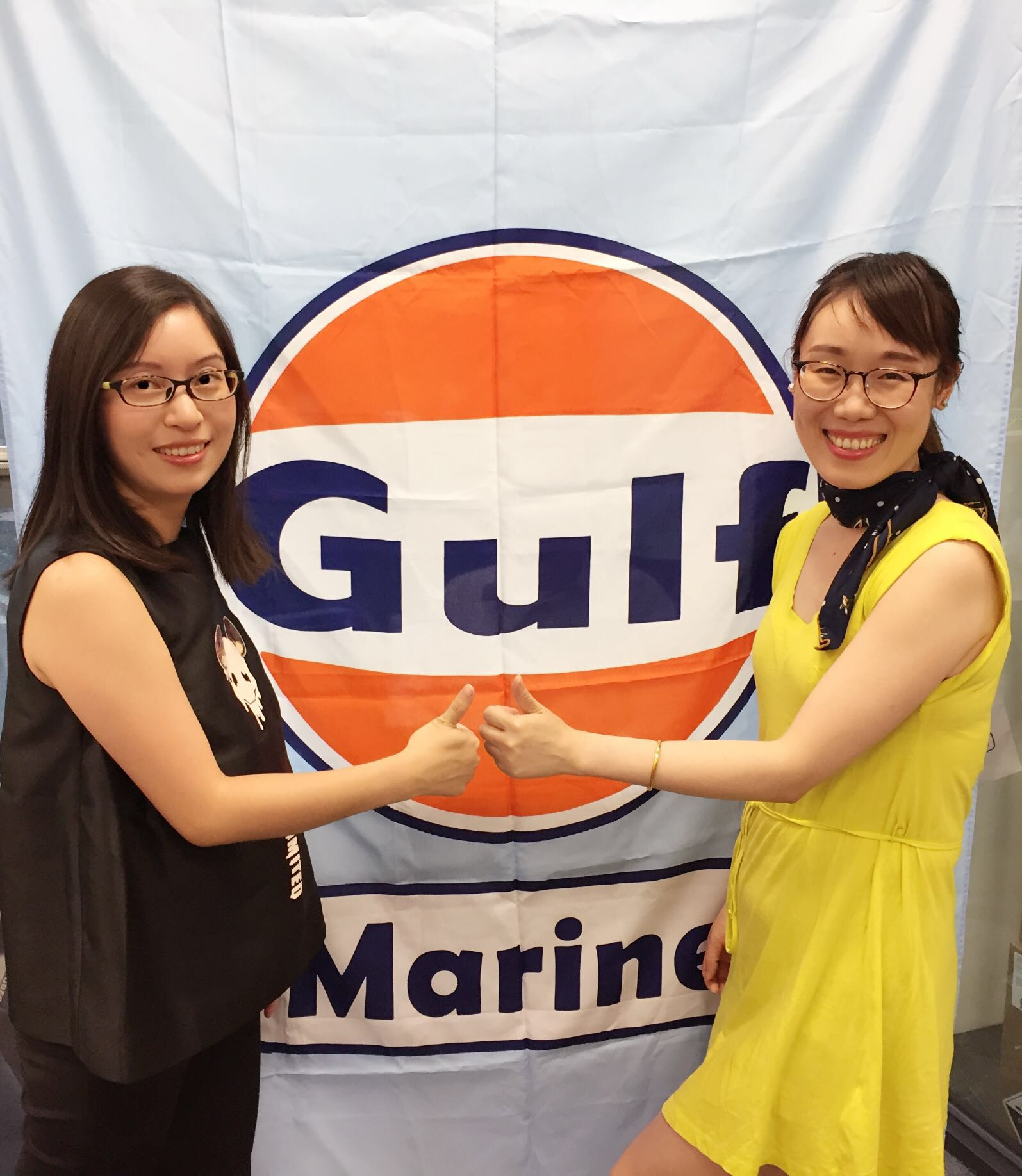 """Gulf Oil Marine sets another new """"Go the Extra Mile"""" record.jpg"""